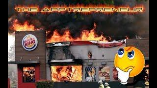 Is the Restaurant Apocalypse Coming? (Thanks to Postmates, DoorDash, UberEATS & GrubHub)