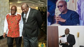 Finally Martin Amidu to Res!gn & rejoin NDC & to Campaign for Mahama