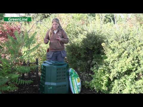 Kom igång med din kompost