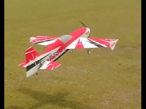 SKYWING SLICK-48 EPP SKIN 3D Red HSL with Eagle A3 Pro Gyro.#1 - UCYyg3H334xvq9p5-e3BWk4Q