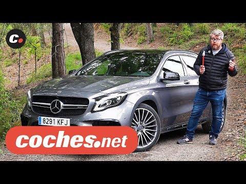 Mercedes-AMG GLA 45 SUV 2018 | Prueba / Test / Review en español | coches.net