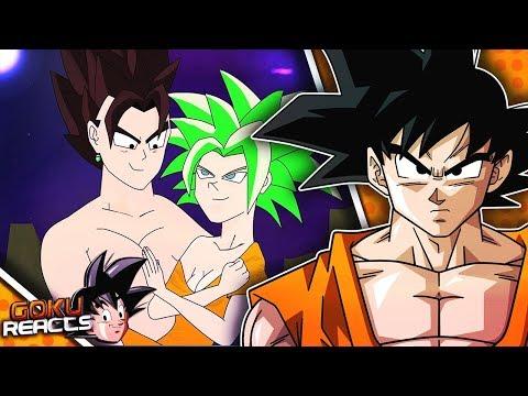 Goku Reacts To Vegito Meets Kefla