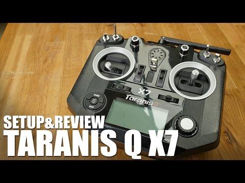 Taranis Q X7 Setup & Review | Flite Test - UC9zTuyWffK9ckEz1216noAw