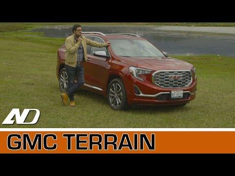 GMC Terrain - De esos autos en los que prefiero ser superficial