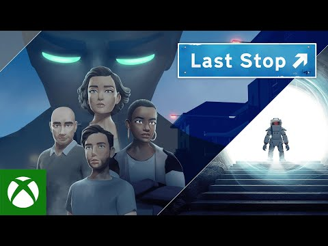 Last Stop - Available Now