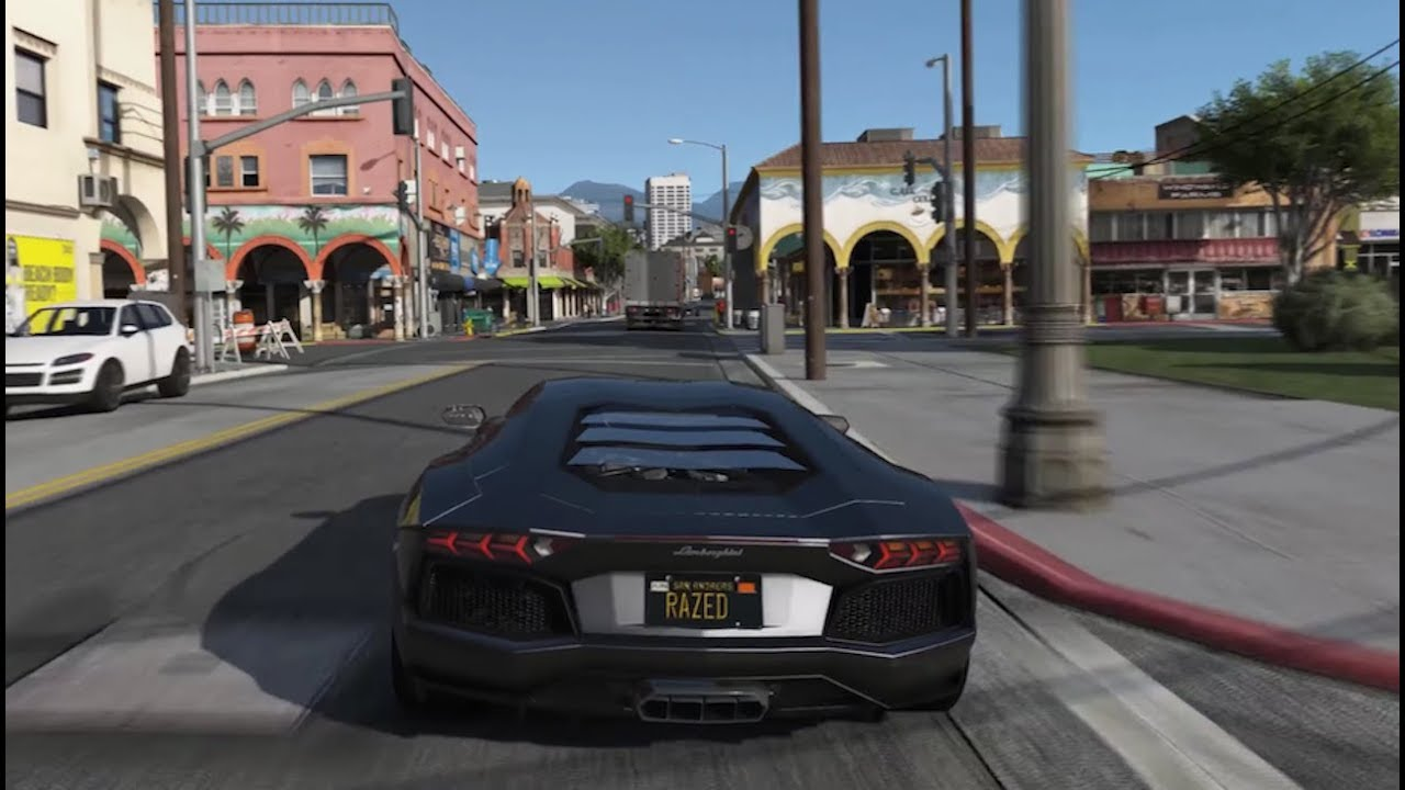 Image Result For Gorgeous Photorealistic Gta Mod Can Probably Run On Your Pc