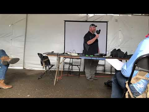 Spencer from Keepers Concealment at Tac Con on Proper Attire for Concealment (Part 4)