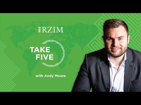 How to Journey from Shame to Freedom Andy Moore  Take Five  RZIM