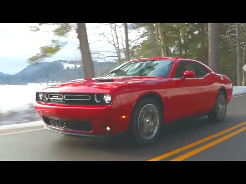 2017 Dodge Challenger GT AWD - First Look