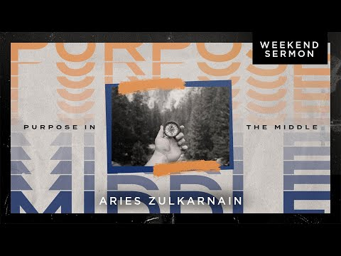 Aries Zulkarnain: Purpose in the Middle