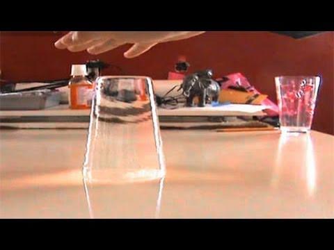 Voda zarobljena u zraku – Nevjerojatan mađioničarski trik