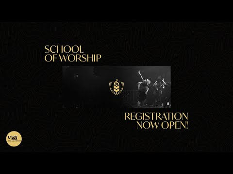 Pioneer Class of the School of Worship Launching Now!