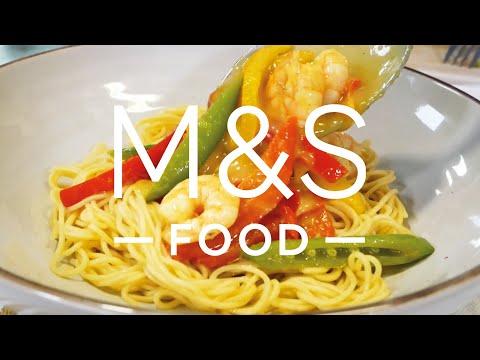 marksandspencer.com & Marks and Spencer Promo Code video: Chris' Prawn Thai Green Curry | M&S FOOD