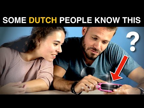 Only (some) DUTCH people know this! photo