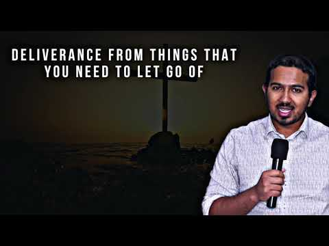 POWERFUL DELIVERANCE PRAYERS TO BE SET FREE OF ALL THINGS HOLDING YOU BACK