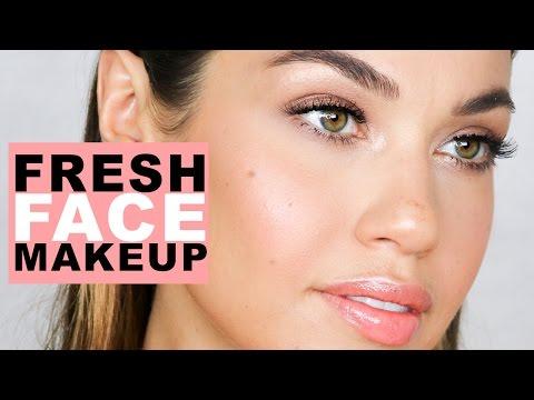 Fresh Face Natural Makeup | Flawless Skin Makeup Tutorial | Eman - UCaZZh0mI6NoGTlmeI6dbP7Q