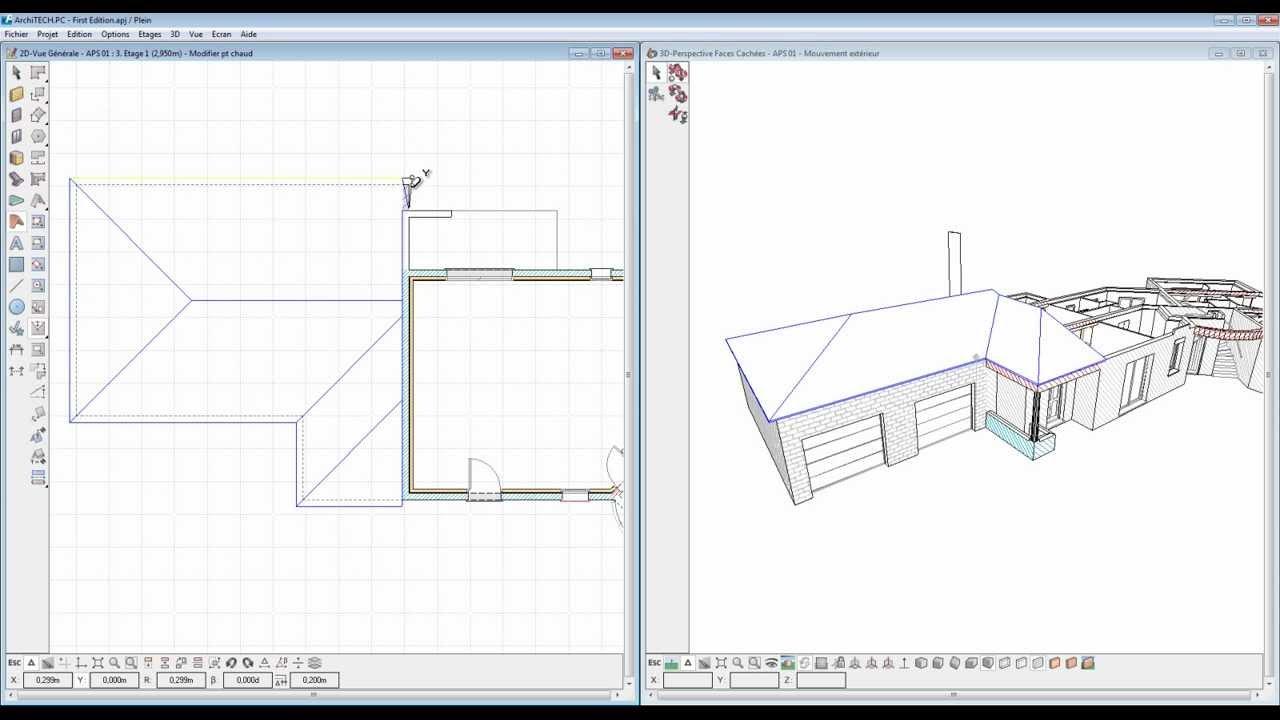 ArchiTECH PC Version 8.0.22 Final [Herramiente de diseño y modelado en 3D] Maxresdefault
