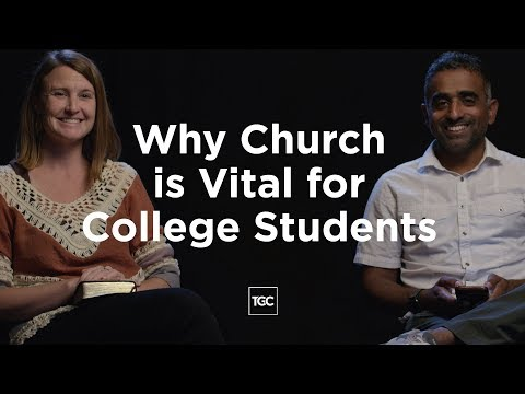 Why Church is Vital for College Students