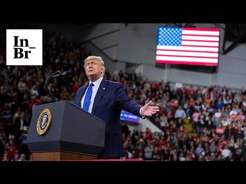 ÁUDIO VAZADO: Trump admite ter medo de Bernie Sanders