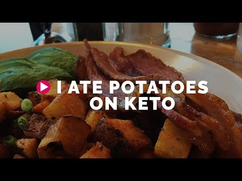 Why I Ate Potatoes on Keto
