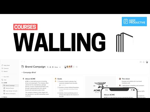 New: Walling Course (FREE)