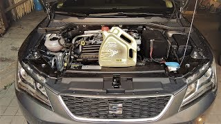 Cambio olio motore Seat Leon ST 1.4 TSI Mk3