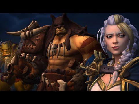 Cinematic: Die Verhandlungen | World of Warcraft (DE)