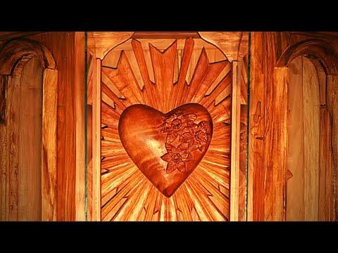 Contemplación del Relicario del Castísimo Corazón de San José