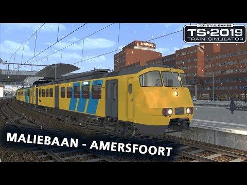 Train Simulator 2019: Maliebaan - Amersfoort
