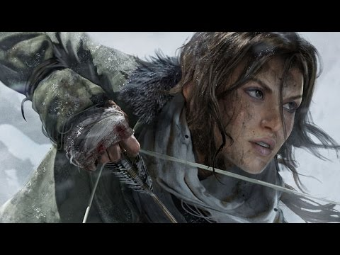 Rise of the Tomb Raider: Crafting a Strong Action Heroine - UCKy1dAqELo0zrOtPkf0eTMw