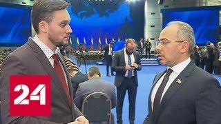 Николай Николаев: России нужна прозрачная система принятия решений - Россия 24