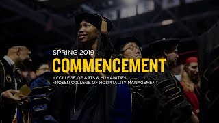 UCF Commencement: May 4, 2019 | Morning Ceremony