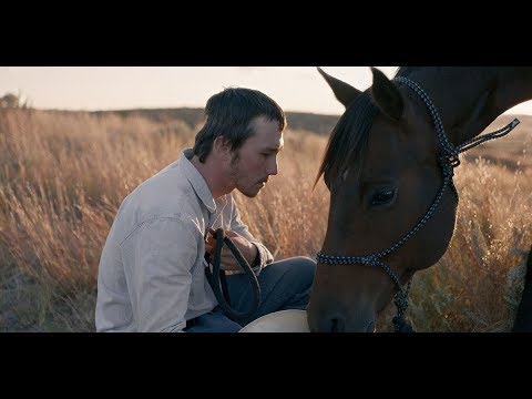 The rider - Trailer espan?ol (HD)