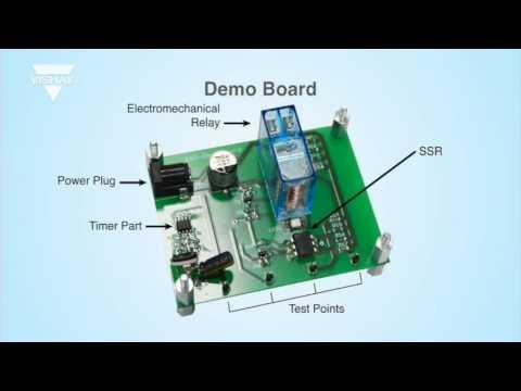 Optoelectronics: SSR VO14642AABTR Demonstration