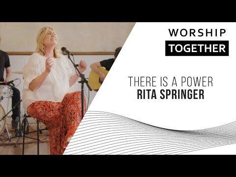 There Is A Power // Rita Springer // New Song Cafe