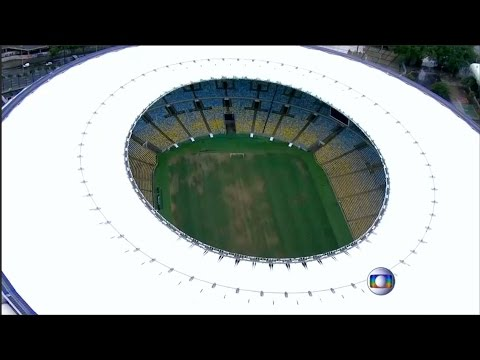 Rio's Olympic stadium is a ghost town