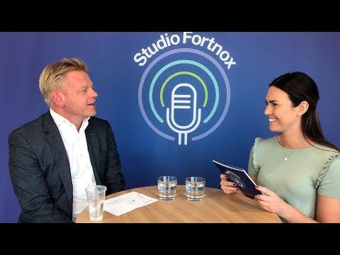 Studio Fortnox avsnitt 1 Nils Carlsson