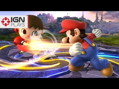 Super Smash Brothers: Mario Maker Stage DLC - IGN Plays - UCKy1dAqELo0zrOtPkf0eTMw