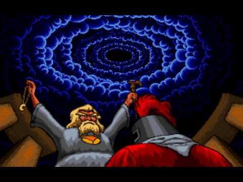 Moonstone: A Hard Days Knight (Mindscape) (MS-DOS) [1992]