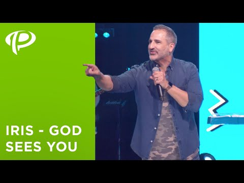 Iris - God Sees You  // Pastor Michael Turner
