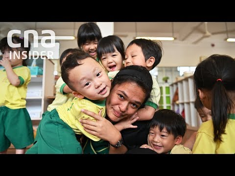 A Childcare Teacher Aide With Mild Intellectual Disability
