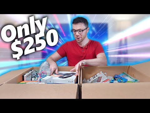 I Paid $250 for $1,932 Worth of MYSTERY TECH! Amazon Returns Pallet Unboxing! - UChnN9MPURwKV2PbEoT2vhTQ