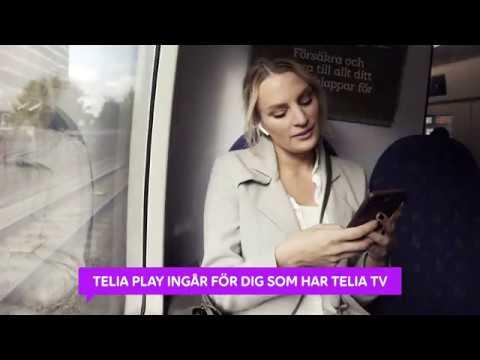 Telia Play - så kommer du igång.