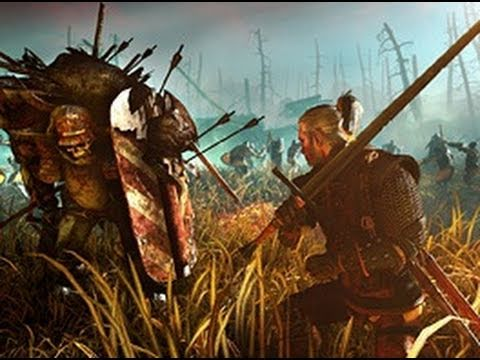 The Witcher 2: Official Combat Overview Trailer - UCKy1dAqELo0zrOtPkf0eTMw