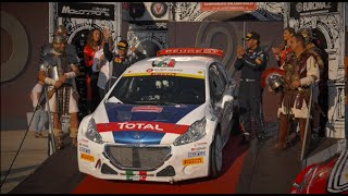 Rally di Roma Capitale: Peugeot 208 T16 e Andreucci – Highlights