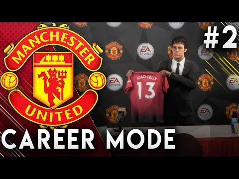 FIFA 19 Manchester United Career Mode EP2 - Signing The Next Ronaldo!!