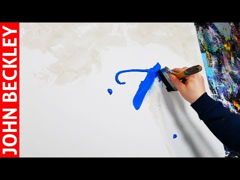 Abstract Painting NOT EASY and NOT for beginners | Grace
