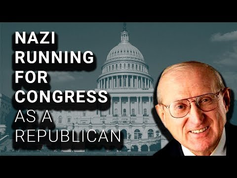 Holocaust Denying Nazi Will Be Republican Nominee in IL Race