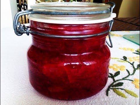 Варенье из брусники с яблоками от Нади. - UCLUGGv4OfpoHSA5N8Q9-t5Q