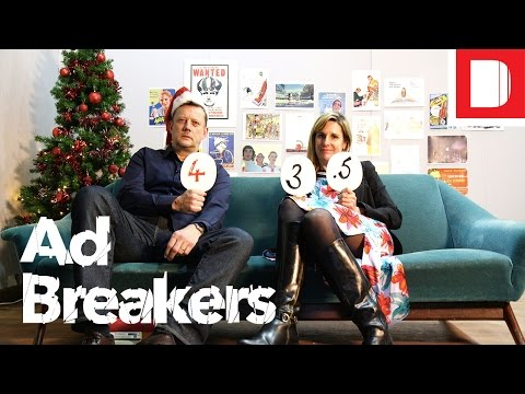 Ad Breakers Christmas Special | JWT's Russ Ramsey & Cheil's Caitlin Ryan
